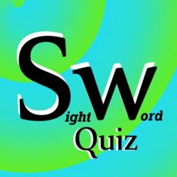 Kindergarten Sight Word Quiz