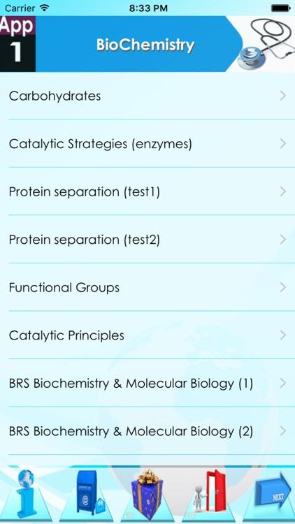 Biochemistry 2700 Notes & Quiz screenshot-4
