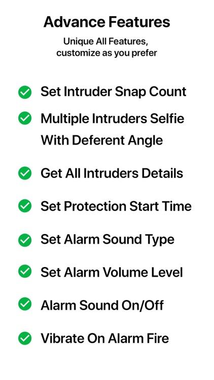Security Alarm - AntiTheft screenshot-6