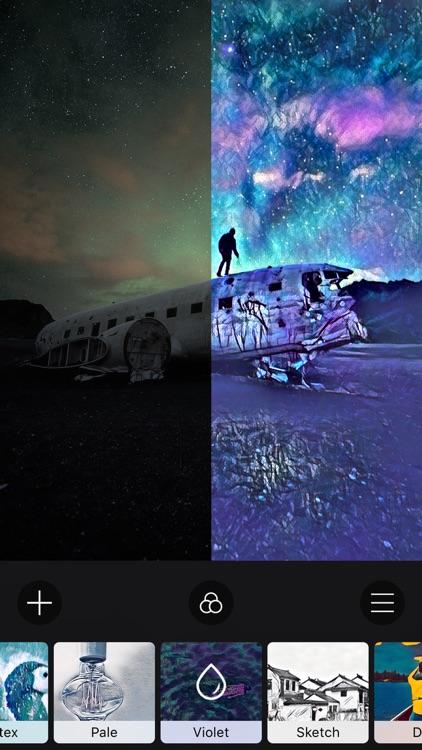 InstaCanvas-Camera&Retouch screenshot-5