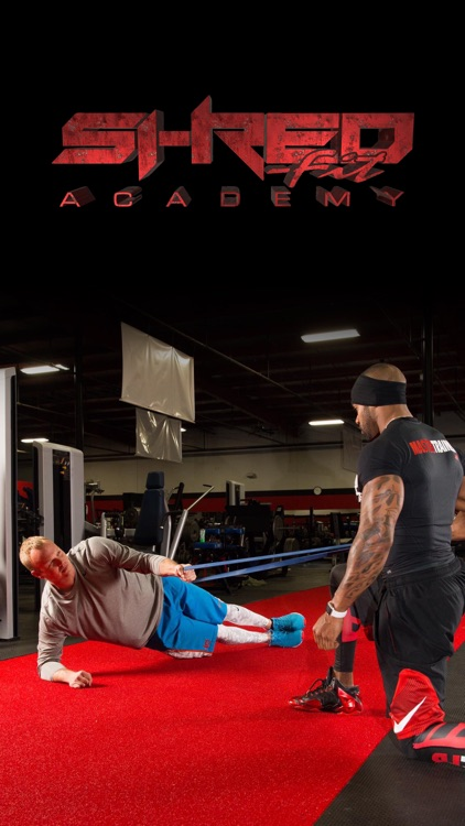 Shred Fit Academy