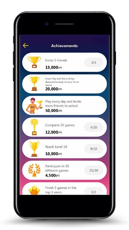 Play and Win -Win Cash Prizes! screenshot-4