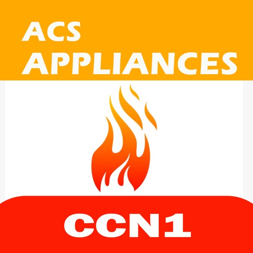 ACS Gas Appliances Exam CCN1
