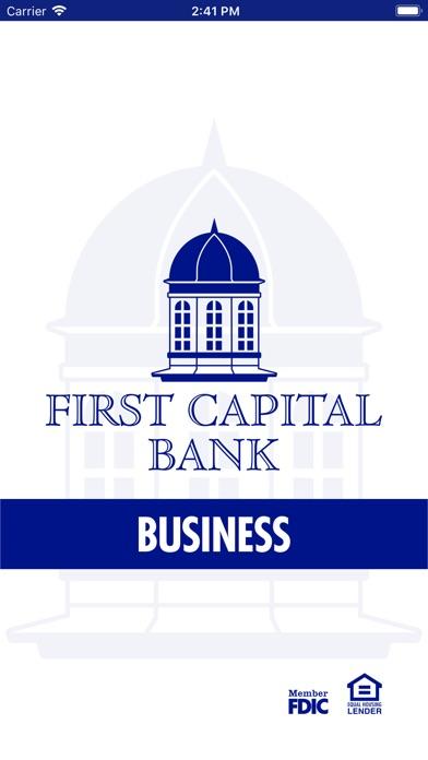 Screenshot #1 for FCB Business Smart Branch