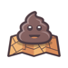 Poop Map - Pin and Track - Nino Uzelac