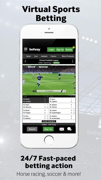 Betway Sports Betting screenshot-9