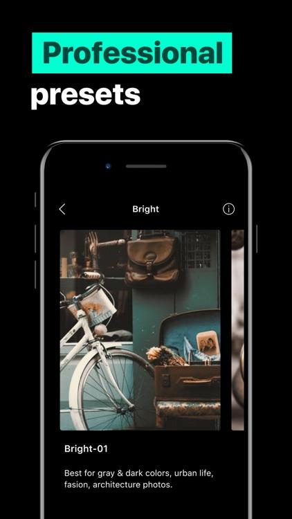 Presets for Lightroom - SCM screenshot-4