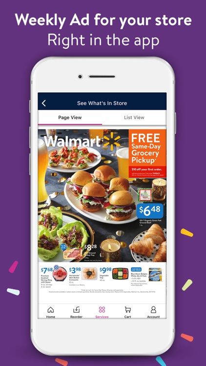Walmart - Save Time and Money screenshot-4