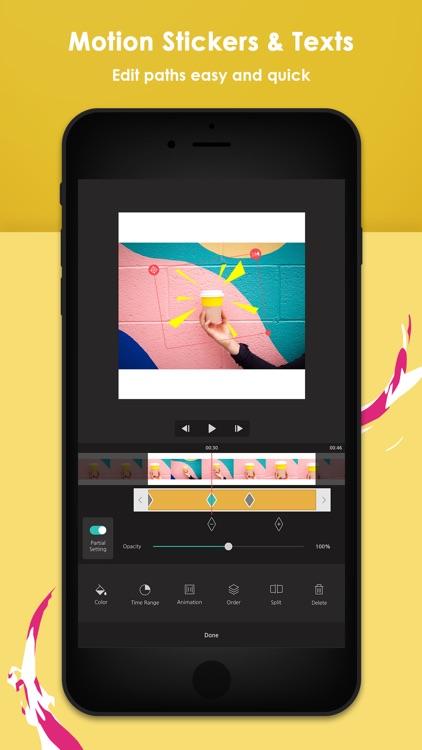 VLLO (aka Vimo) - Video editor screenshot-4