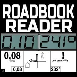 Rally Roadbook Reader