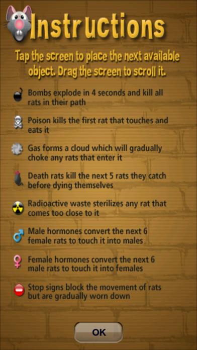 Screenshot #3 pour Rats!