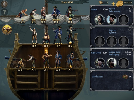 Tempest - Pirate Action RPG screenshot 7