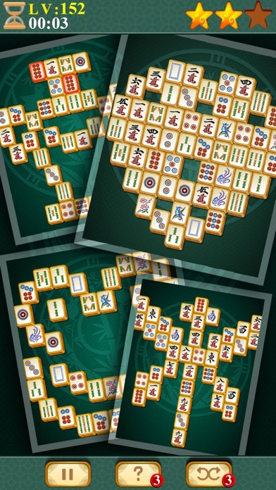 mahjong 3d - frontier quest Screenshot on iOS