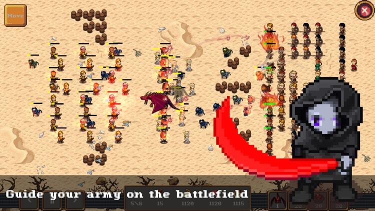 Herodom screenshot-0