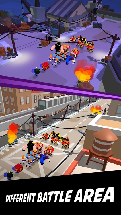 Pocket Clash: Gang Wars screenshot-4
