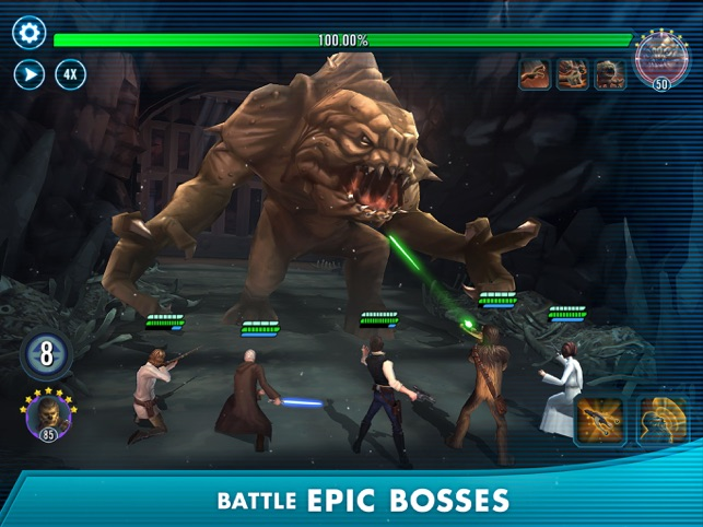 Star Wars™: Galaxy of Heroes on the App Store