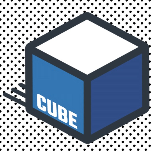 Cube [Brain training maze] icon