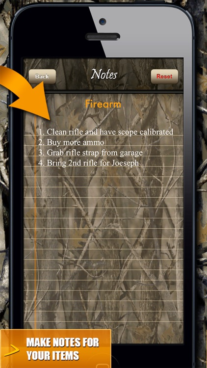 Checklist Guide! Deer Hunting screenshot-3