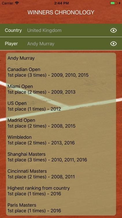World Tennis Winners screenshot-6