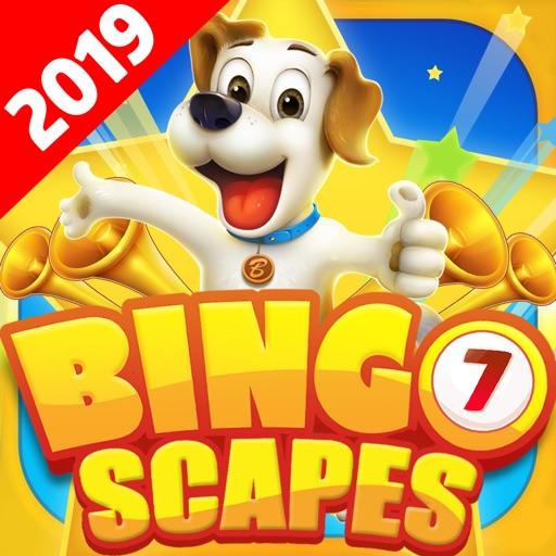 Bingoscapes - Bingo Party Game iOS App