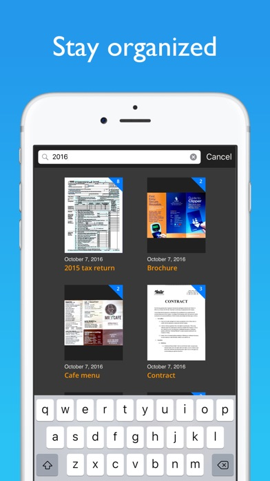 JotNot Scanner App Pro IPA Cracked for iOS Free Download