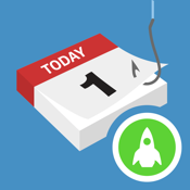 Fishing Calendar Solunar app review