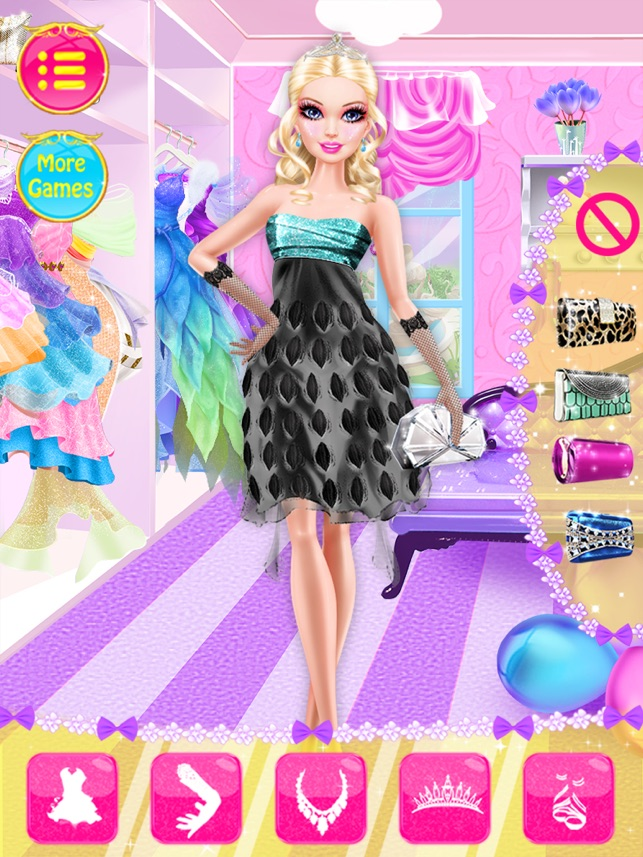 Fashion Doll Makeover on the App Store