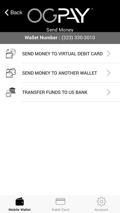 OGPay Wallet screenshot-3