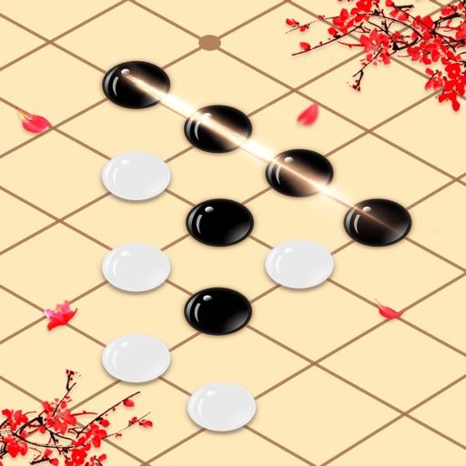 五子棋—双人联机五子棋小游戏