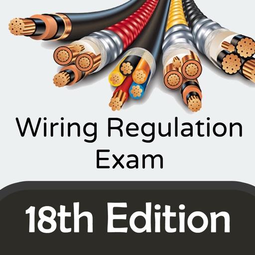 18th Edition Wiring Exam Q&A icon