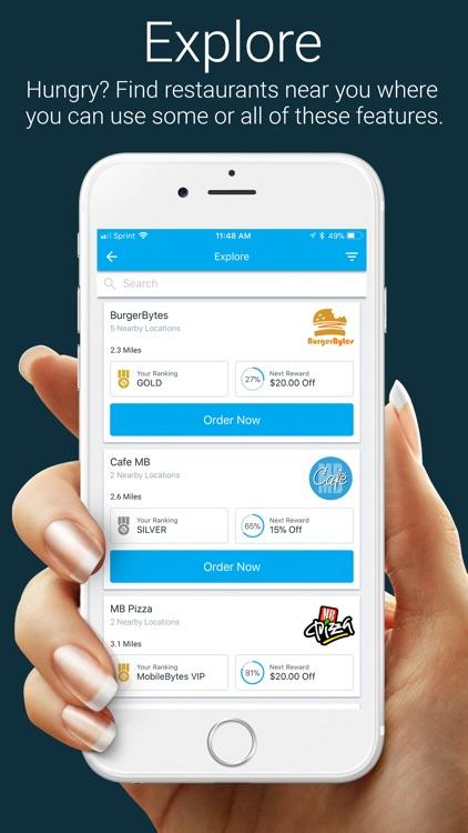 MobileBytes Loyalty screenshot-4