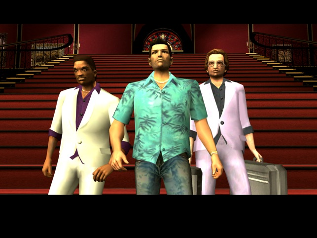 ‎Grand Theft Auto: Vice City Screenshot