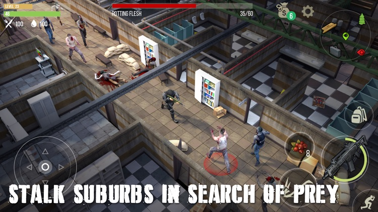 Prey Day: Survival Game Online screenshot-4