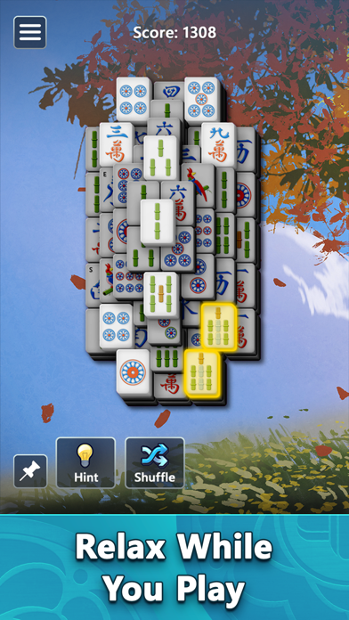 Mahjong by Microsoft screenshot 2