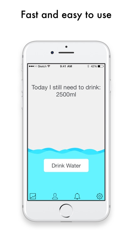 Drink Water Daily Reminder