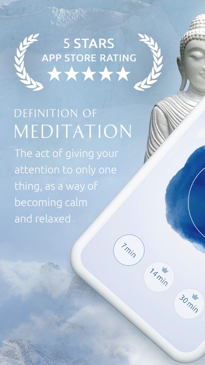 Meditation and Relaxation Pro screenshot-0