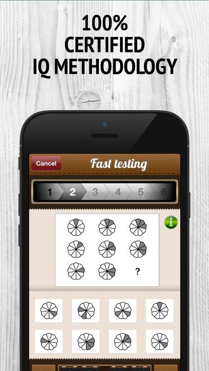 IQ Test: Brain Cognitive Games screenshot-3