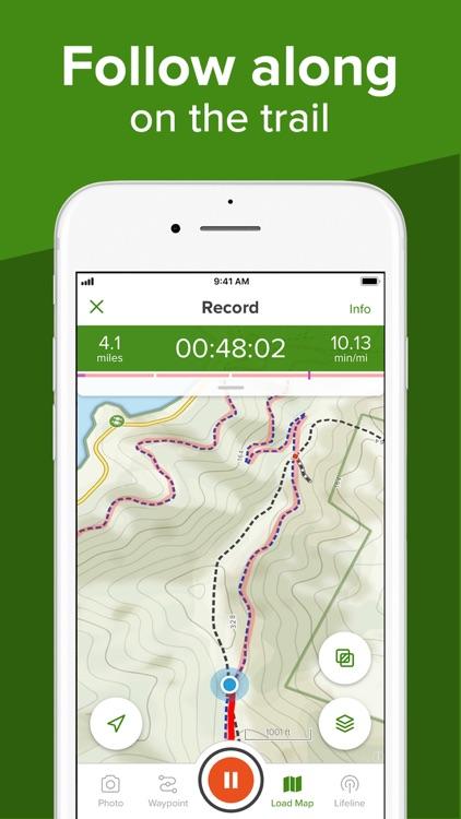 AllTrails: Hike, Bike & Run screenshot-3