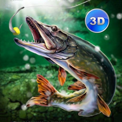 Симулятор Рыбалки в Океане