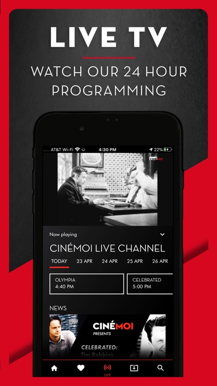 Cinemoi Stream & Watch Films screenshot-6