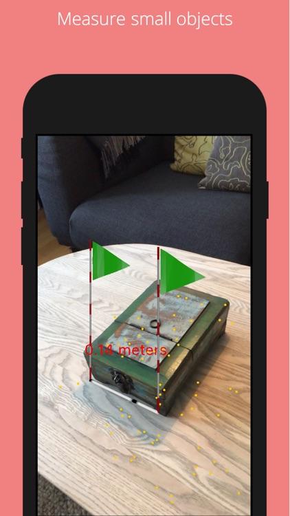 Tape Measure in AR screenshot-5