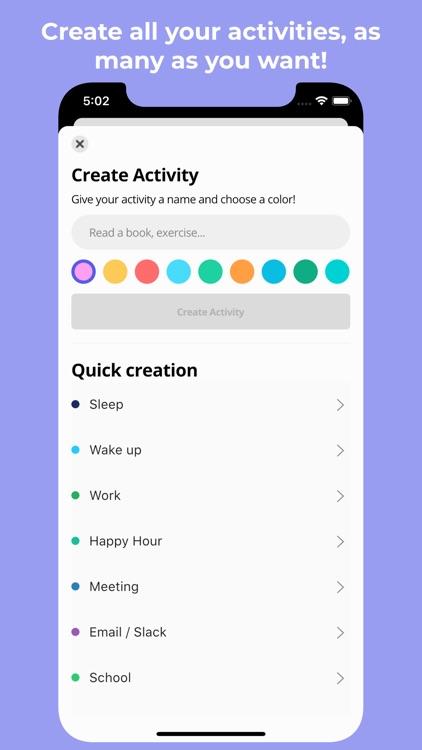 blocos: daily schedule planner screenshot-3