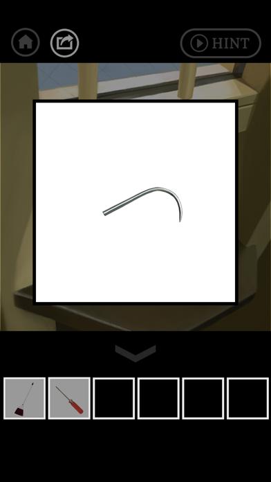 脱出ゲーム 網走刑務所からの脱出 screenshot1