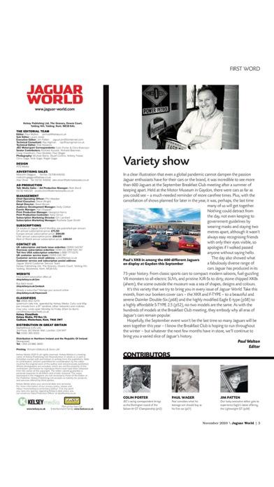 Jaguar World Magazineのおすすめ画像3