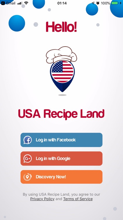 African Recipe Land screenshot-2