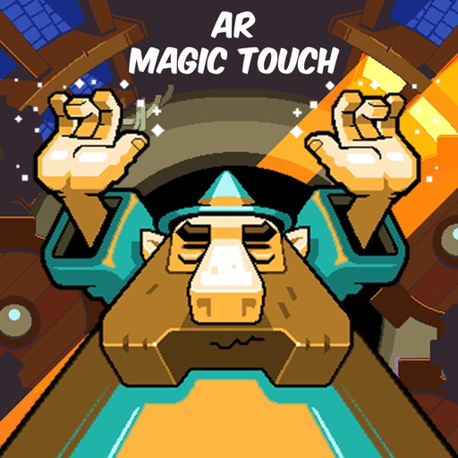 Magic Touch with AR