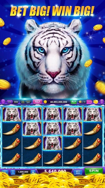 Slots-Heart of Diamonds Casino screenshot-4