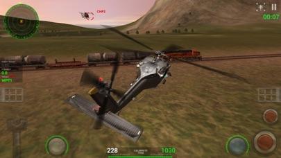Helicopter Sim Hellfireのおすすめ画像2