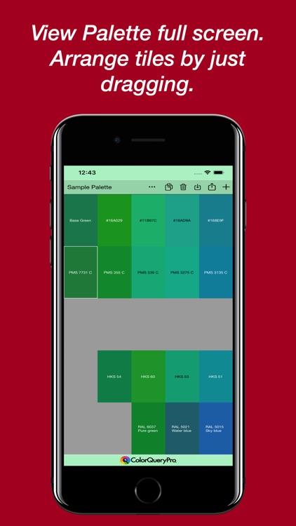 ColorQueryPro screenshot-6