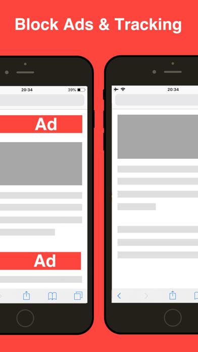Скриншот №2 к Блокировка рекламы Ad Blocker